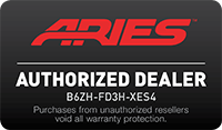 Aries Dealer Badge - Hitchweb